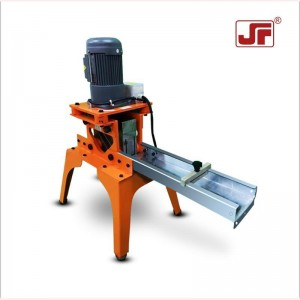 PVC/PP Slot Right Angle Processing Machine  Fast and Accurate, Can Be Customized